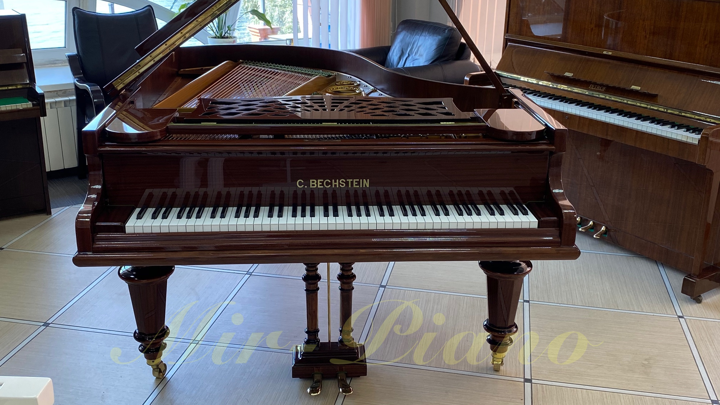 bechstein brown 2