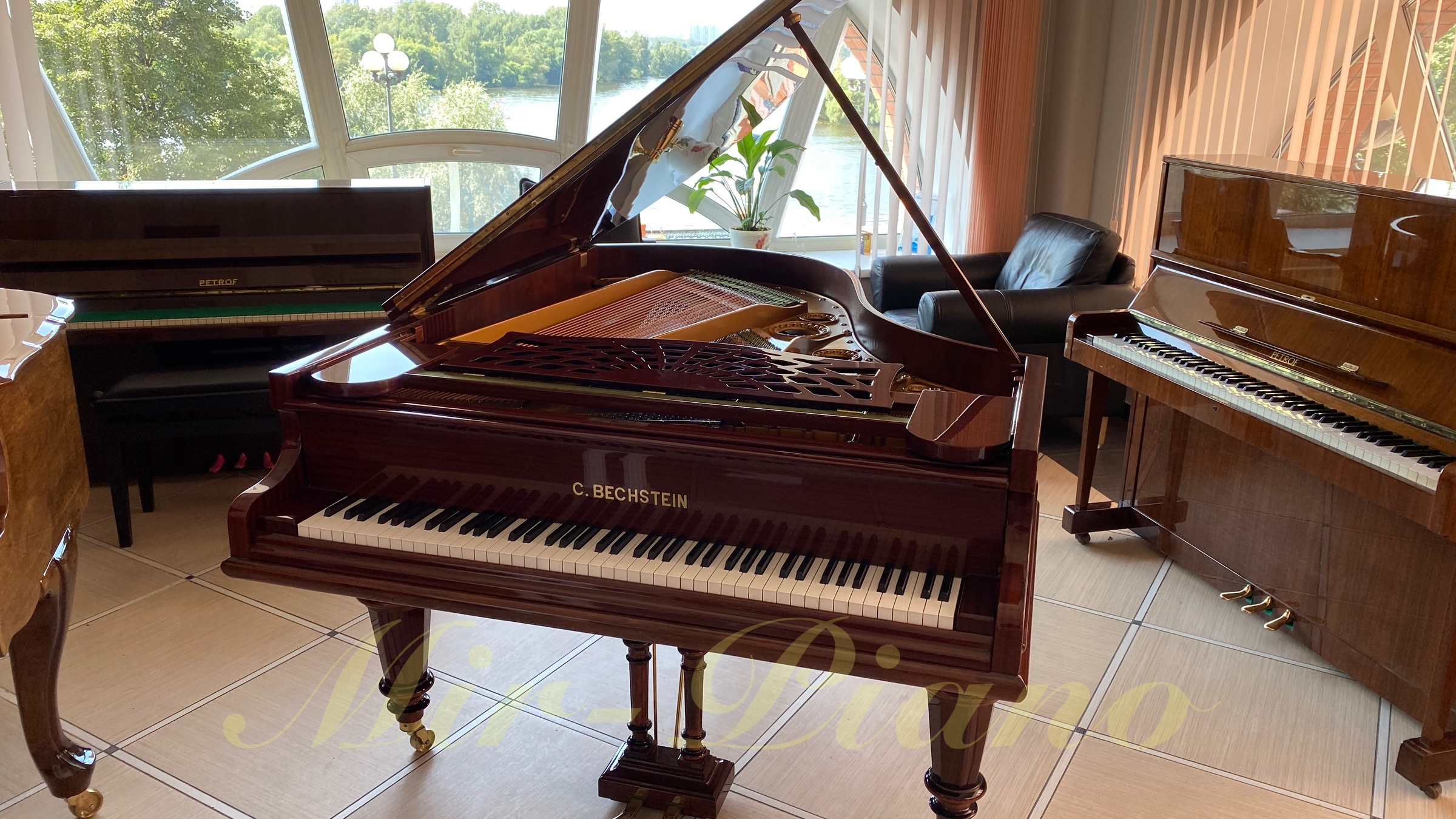 bechstein brown 3
