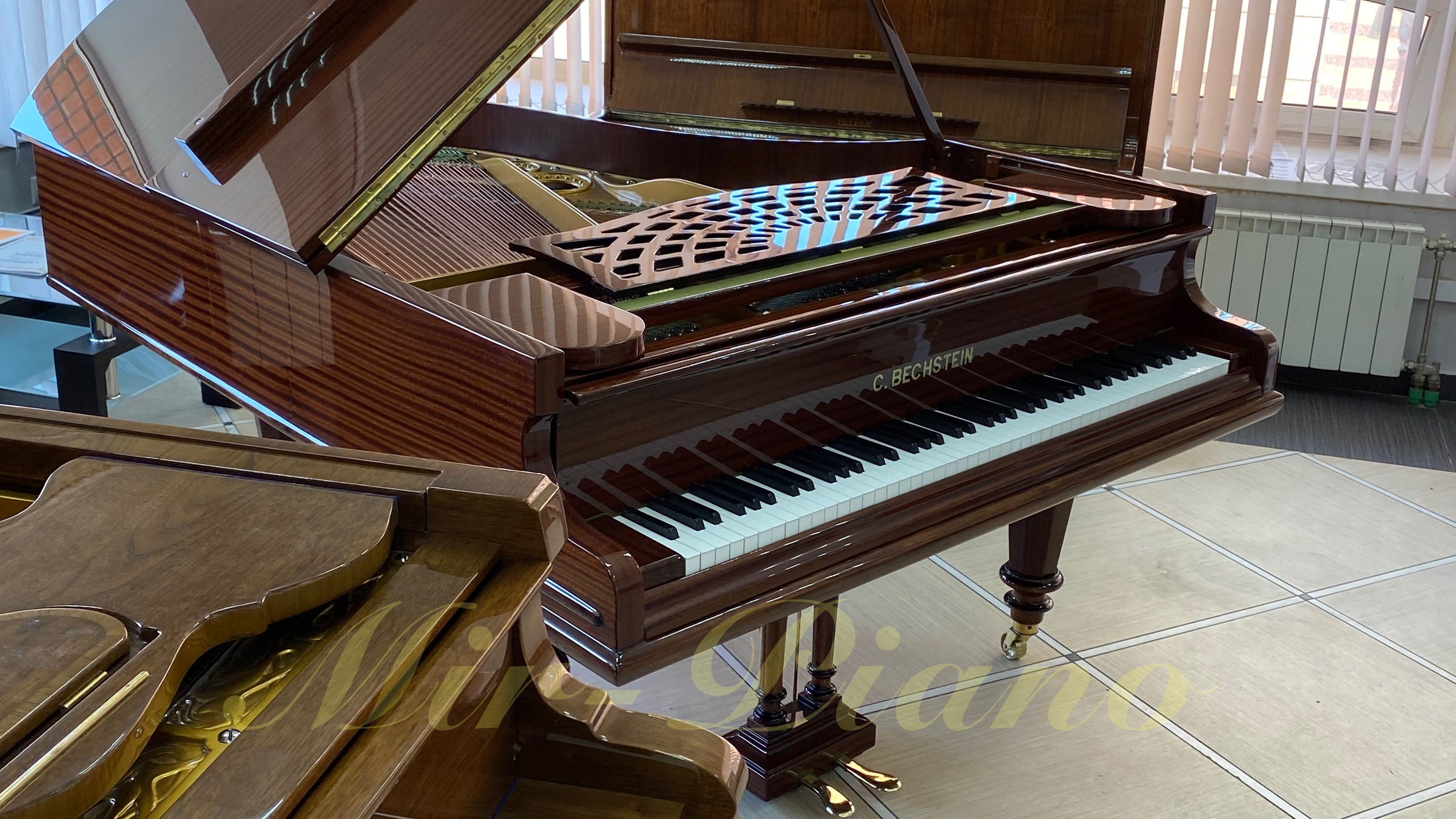 bechstein brown 4