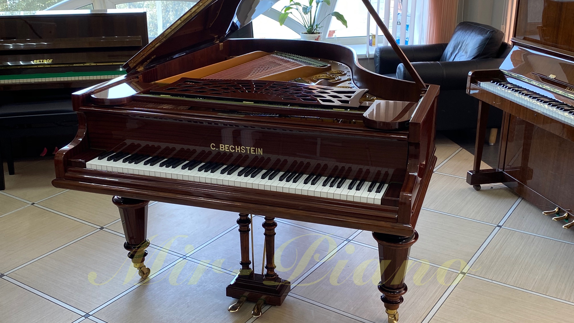 bechstein brown 5
