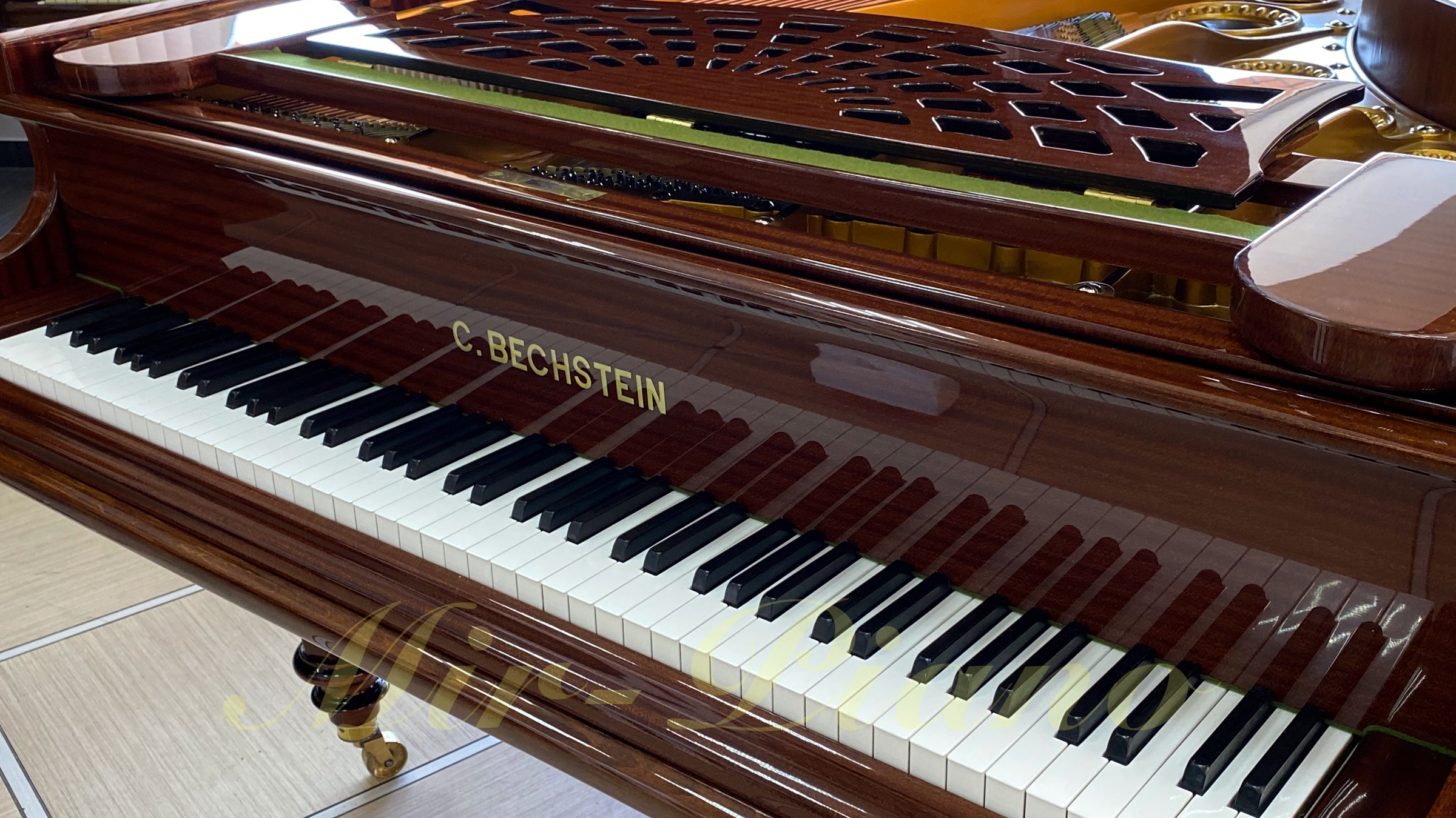 bechstein brown 6