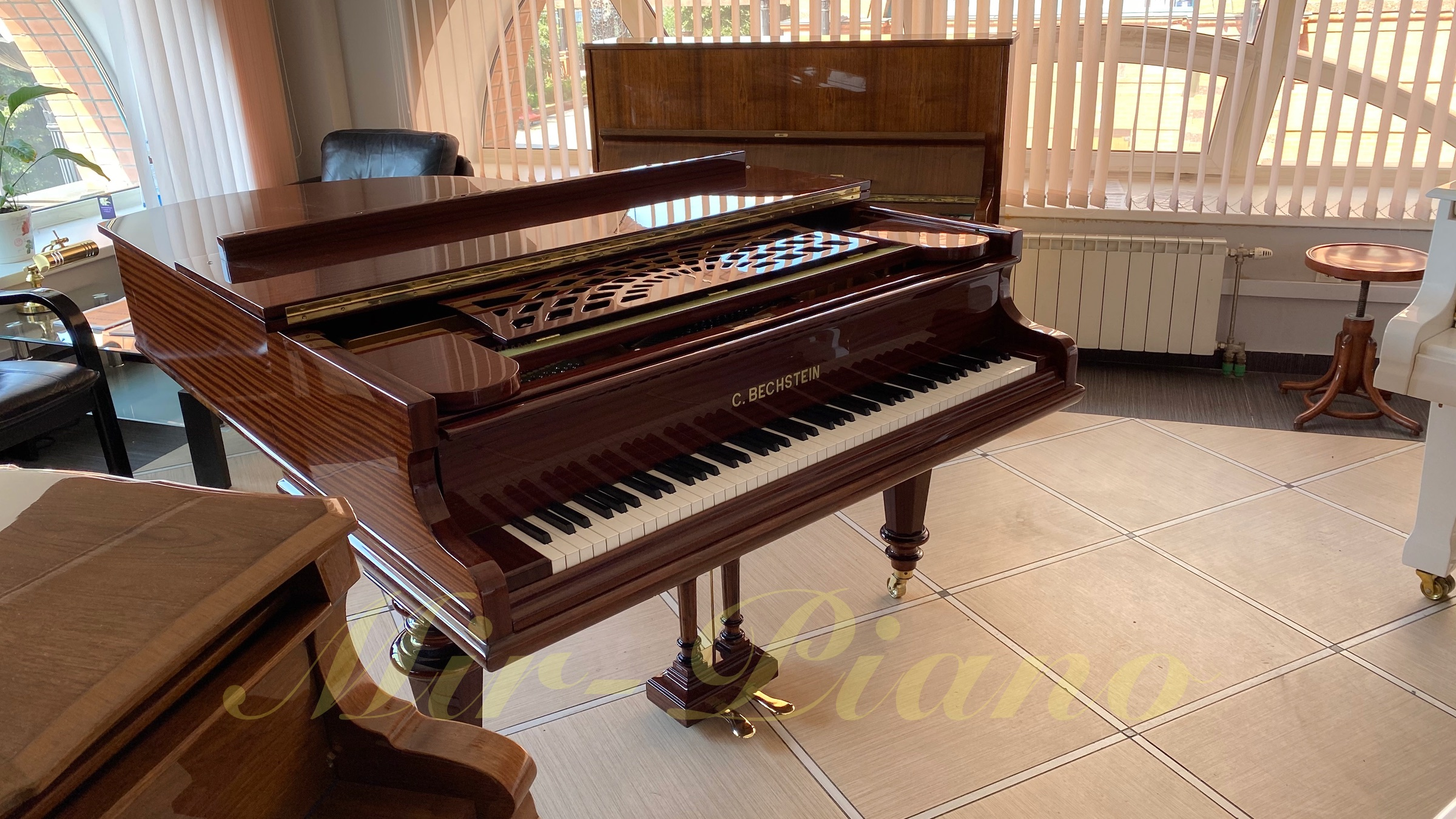 bechstein brown 7