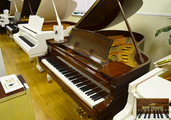 Рояль Steinway and sons