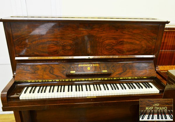 Продажа пианино STEINWAY and SONS